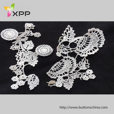 2019 New Style Water Soluble Lace Patch