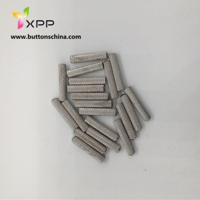 Garment Accesories Metal Tip Used on Cord Tip Metal Silver