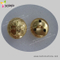 Golden Brass Cover Button for Army Garments