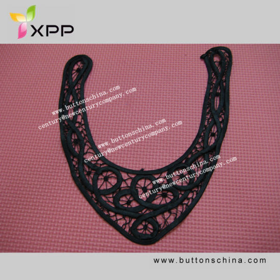 004 Newest Arrival Chemical Collar Lace for Dress