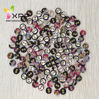 Customized Fabric Covered Button