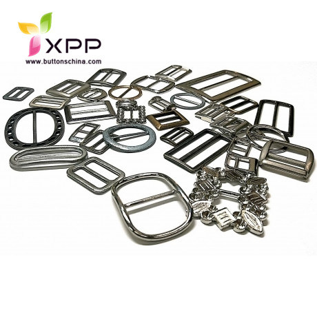 Brass Alloy Buckle and Decoration Buckle for Bag