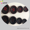 Color Mixture Fashin Polyester Coat Button