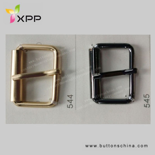 New Style Plated Pin Buckle