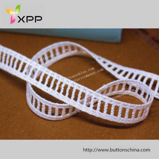 65mm Milk Fibre Lace Offwhite Dyeable