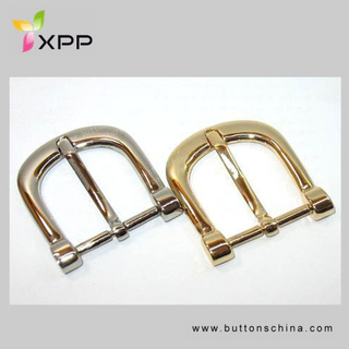 High Quality Plated Buckle for Garment and Bag Accessories