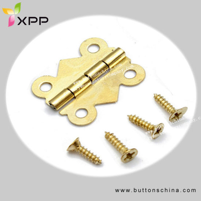 Small Hinges for Jewellery Box or Furniture Hardware
