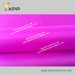 Pink Polyester Taffeta Nylon Taffeta Label for Thermal Transfer Printing