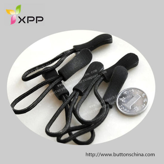 New Zipper Rubbber Puller with Cord
