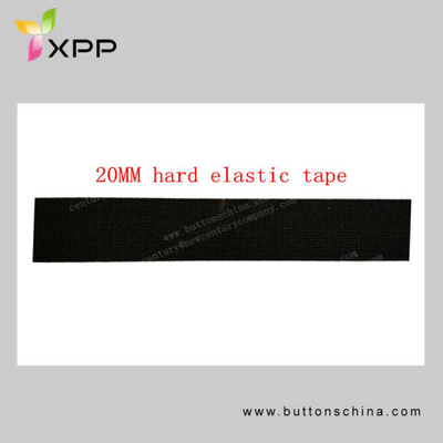 20mm Hard Elastic Tape with Strong Strength