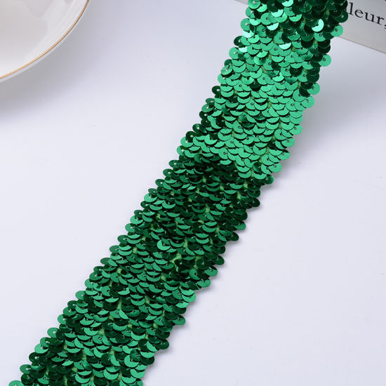 Sequins Tape for Garment