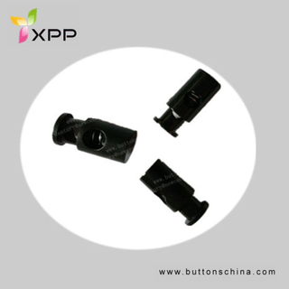 Black Plastic Toggle