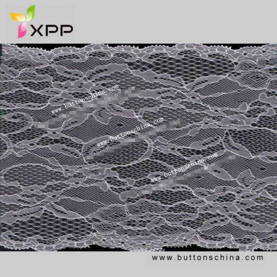 Latest Spandex Stretched Elastic Lace