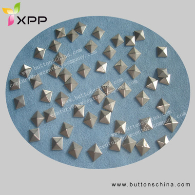 Pyramid Hot Fix Stud Production