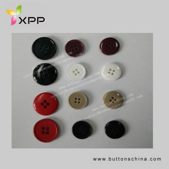 4h 15mm/20mm Plastic Button for Panty or Coat